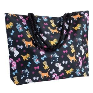 NWT officially licensed Disney cat lady bag